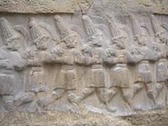 Yazılkaya Relief near Hattuşa