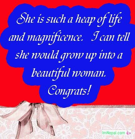 Congratulation Messages For New Baby Girl Born New Baby Wishes