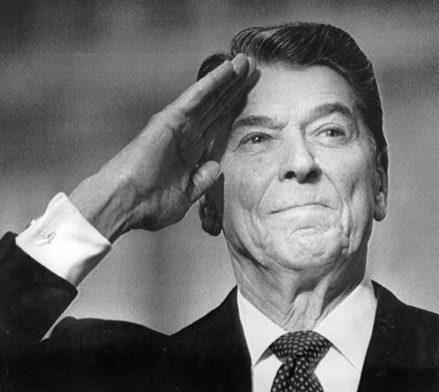 Reagans 1986 Memorial Day Speech A View From The Right