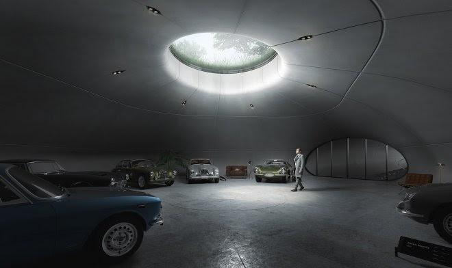 Под Варшавой строят идеальное хранилище для раритетных автомобилей