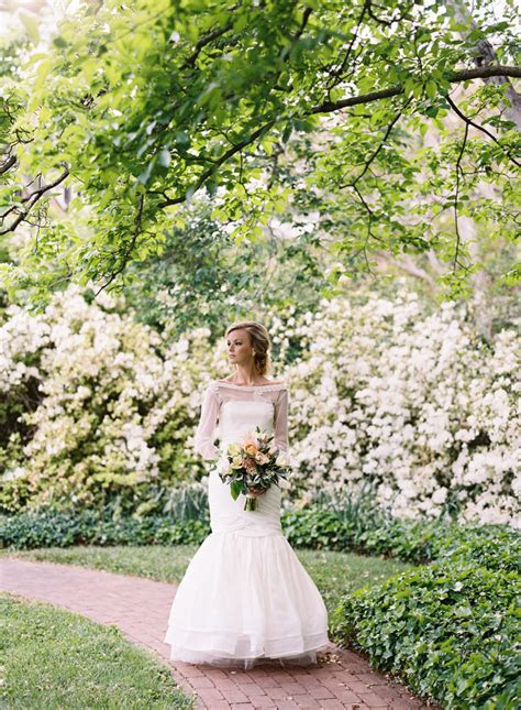 Elegant Spring Wedding Ideas   Once Wed
