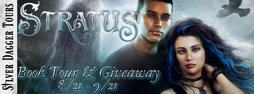 Stratus Book Tour + Giveaway