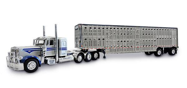 33955 - Die-Cast Promotions DCP Vetter Trucking Peterbilt 389