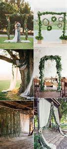 25  best ideas about Wedding altars on Pinterest   Wedding