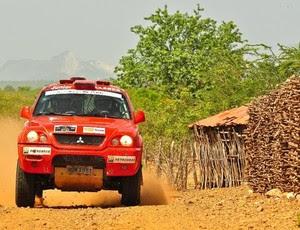Rally RN 1500 percorrerá 1.000 quilômetros em 2013 (Foto: Donizetti Castilho/Divulgação)