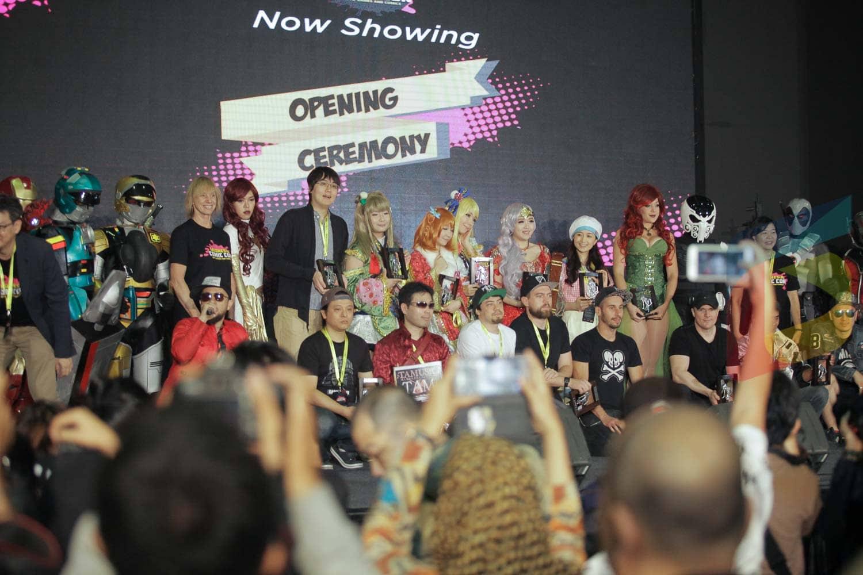 Indonesia Comic Con 2016, Bersiaplah untuk acara pop culture terbaik dan terbesar!  GwiGwi