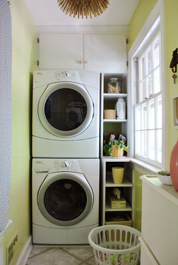 Laundry room makeover | TidyMom