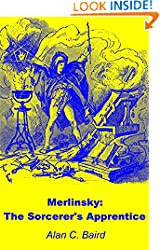 Click for Amazon Kindle eBook page - Merlinsky: The Sorcerer´s Apprentice
