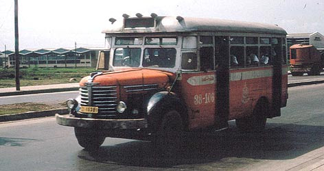 1961 Ford Thai Bus 38-106 Ford