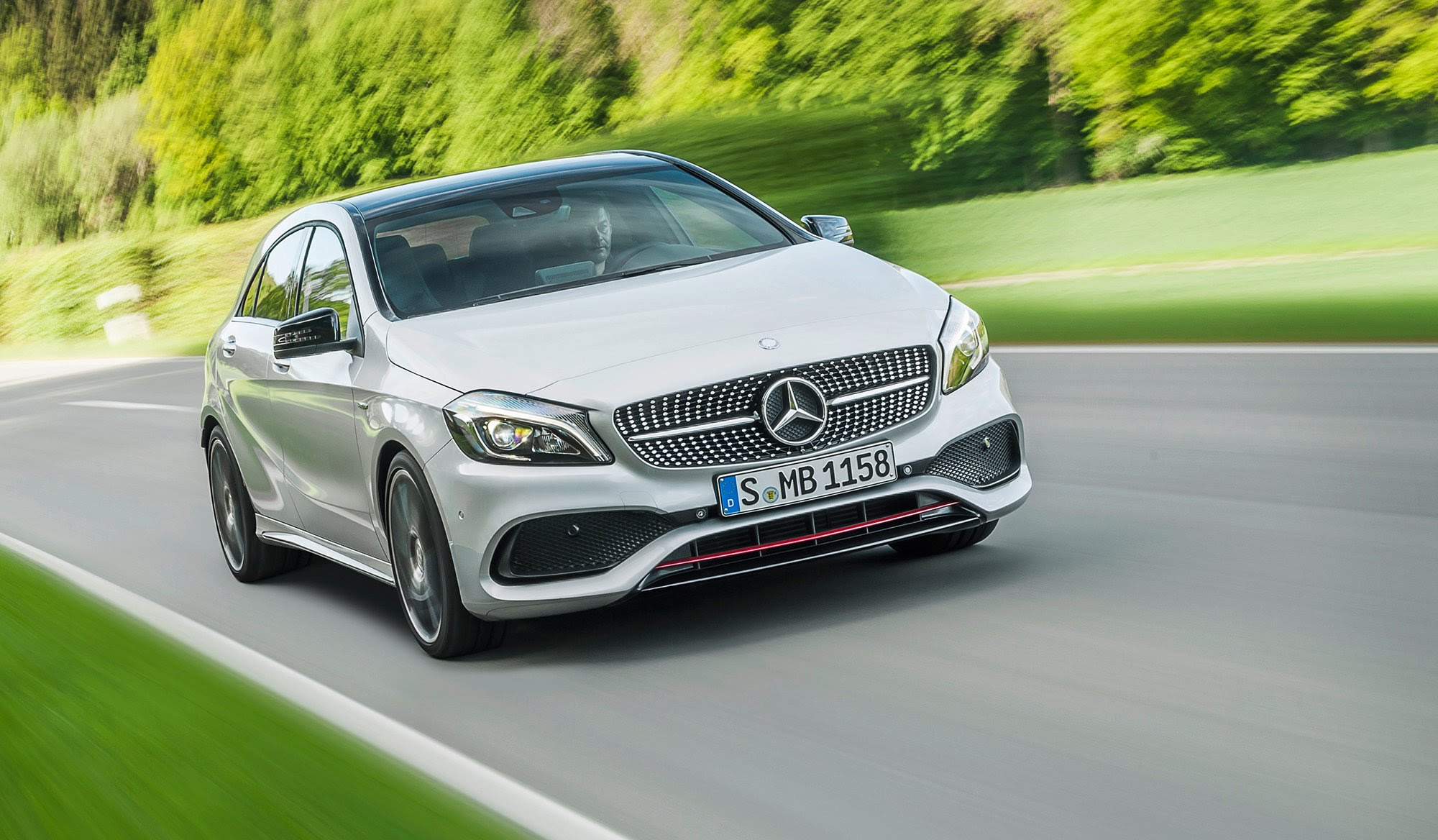 2016 Mercedes-Benz A-Class, AMG A45 pricing and ...