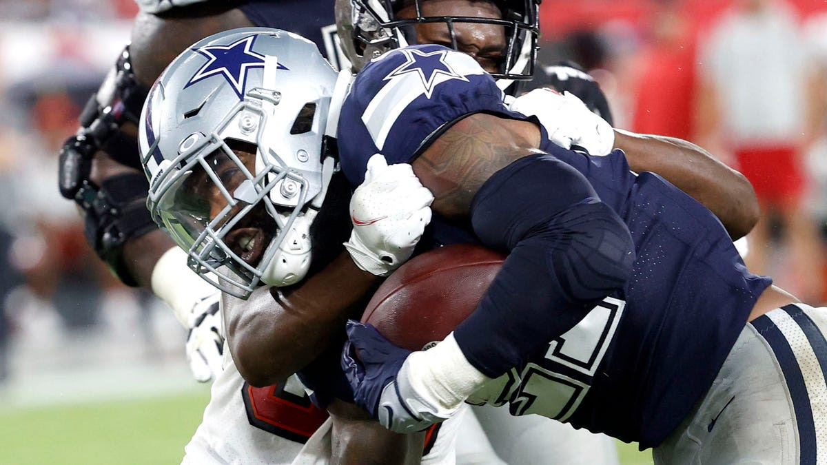 'Ready to rock and roll': Cowboys answer questions about Ezekiel Elliott's role