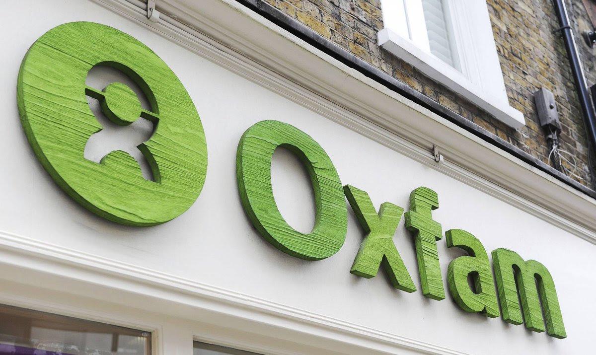Risultati immagini per Oxfam