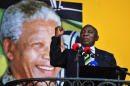 South Africa's Ramaphosa says power transfer to be finalized