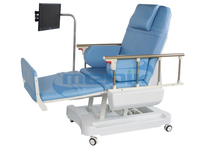 Höhen-justierbarer elektrischer Dialysebett-Blutspend ...