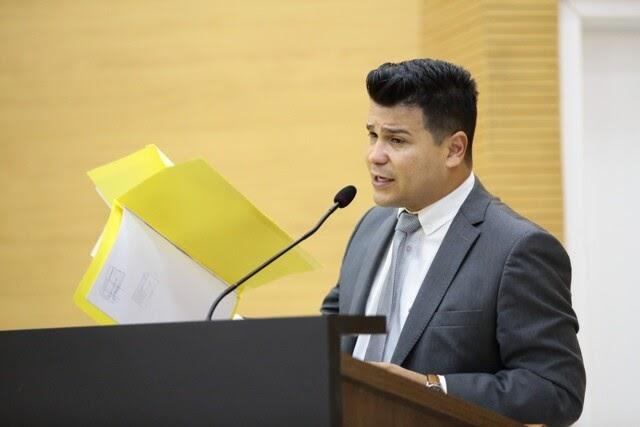 Deputado Marcelo Cruz comemora criação do Programa Prato Fácil por R$ 2 em Porto Velho
