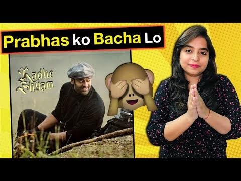 Radhe Shyam Teaser Review by Deeksha Sharma