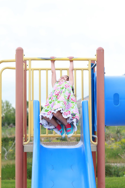 playground at the rest stop by replicate then deviate