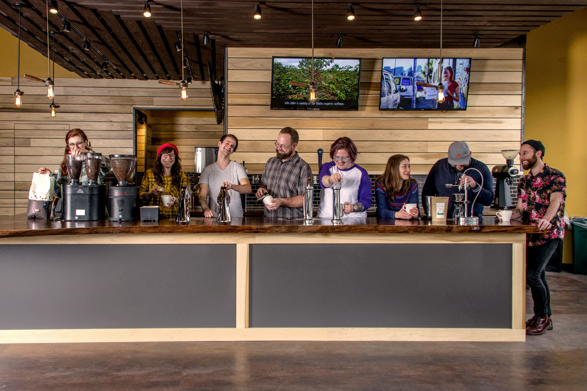 After 22 Years Portland Roasting Coffee Opens Flagship Cafe Daily Coffee News By Roast Magazinedaily Coffee News By Roast Magazine