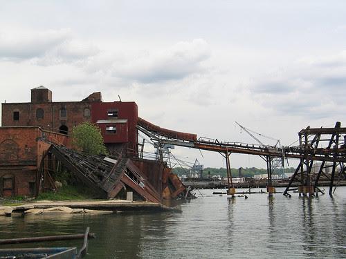 Ruins in Red Hook