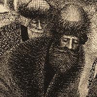 Б. Забирохин, Белая лебудушка