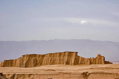 Lugares extremos do planeta - Dasht-e Lut