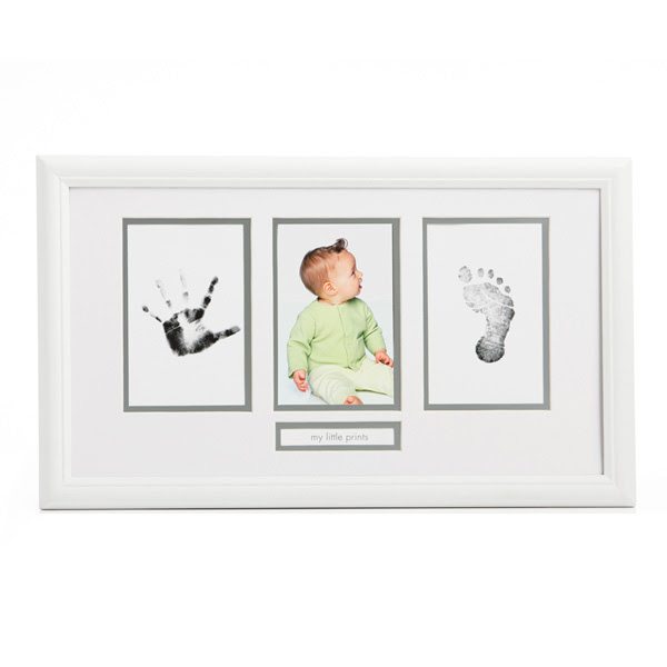 Pearhead Babyprints Photo Frame Little Jems Baby Gifts