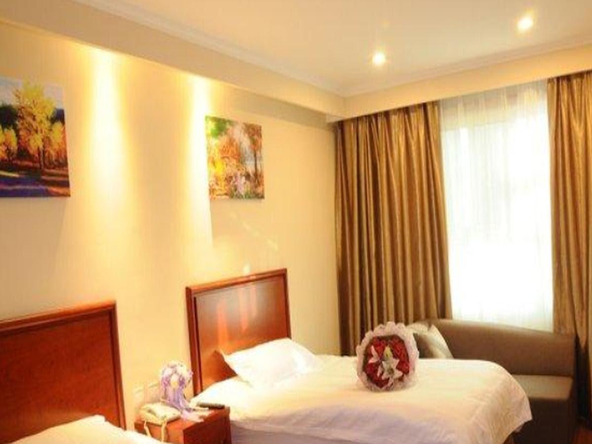 Price GreenTree Inn Heze Mudan Road Bus Terminal Station Express Hotel