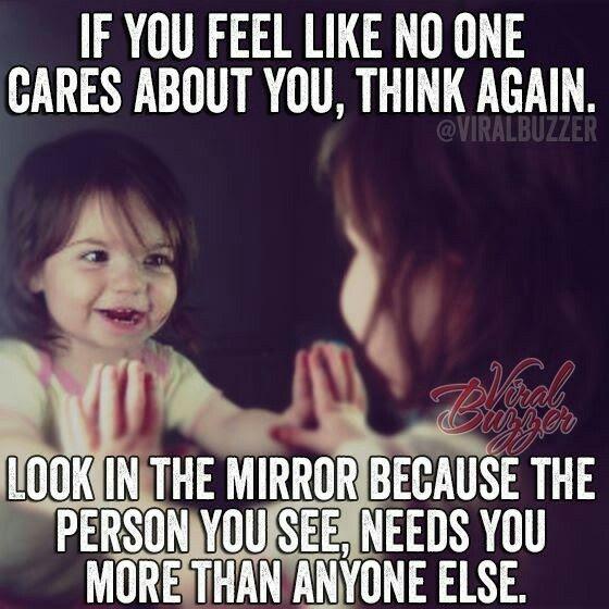 Look Mirror Quotes