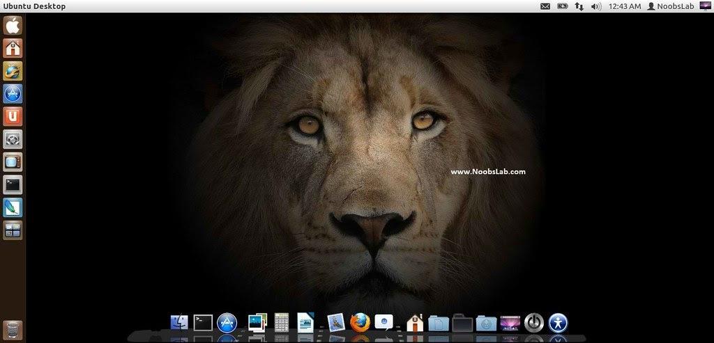 mac ubuntu