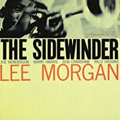The Sidewinder cover