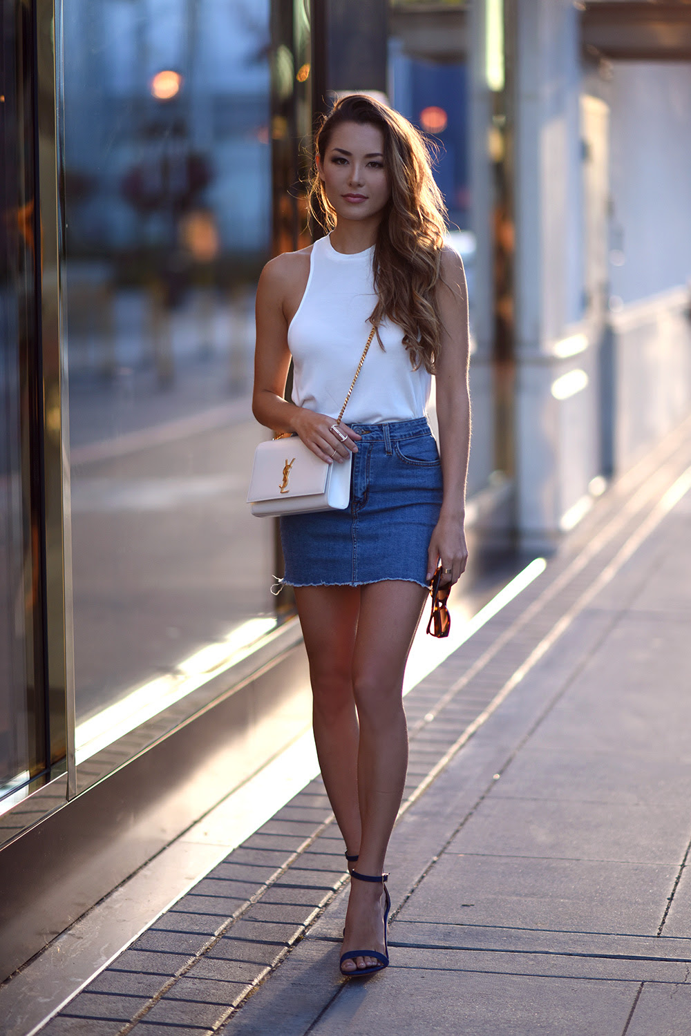 mini skirt outfits cute ways to wear a mini skirt  just