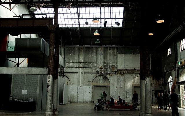 Carriage Works #3