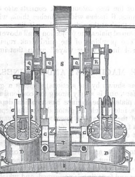 File:SS Great Britain engine and gearwheels lateral section.jpg