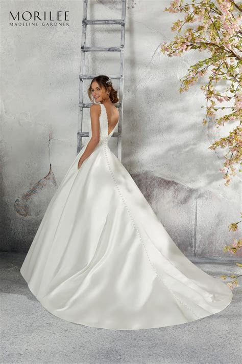 Morilee Laurie Wedding Dress style number 5684   Catrinas