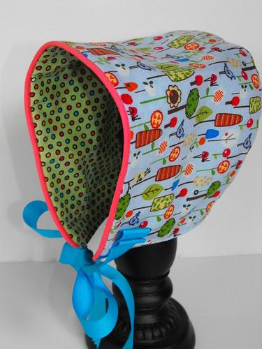 Little Bird Bonnet