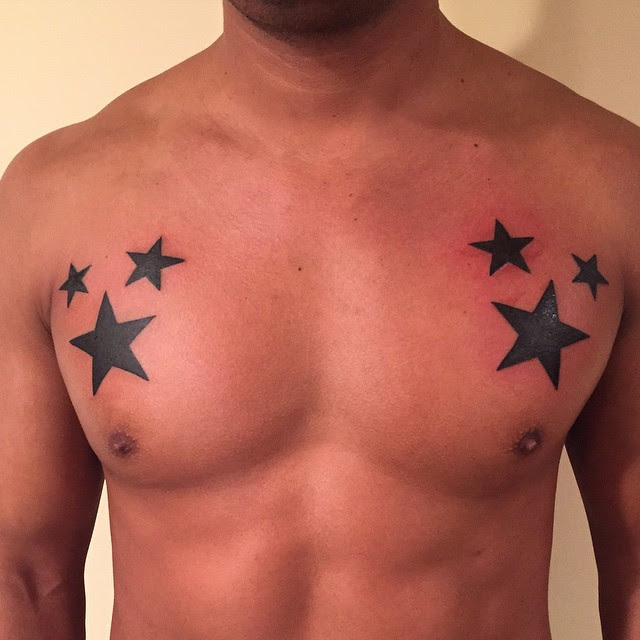 75 Unique Star Tattoo Designs Meanings Feel The Space 2018