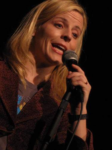 Maria Bamford at the Lakeshore Theater Feb. 7, 2009