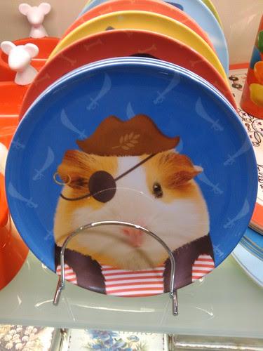 hamster pirata