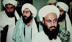 Taliban representatives in Texas, 1997.