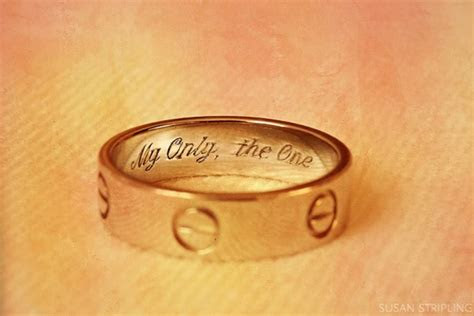 engagement ring engraving ideas  heart bandits blog