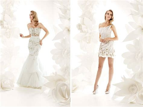 Glamourous 2011 wedding dresses by Simone Carvalli
