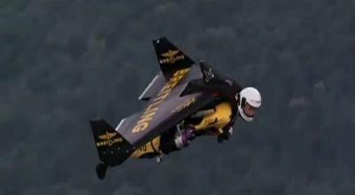 Jetman (Foto: Orange)