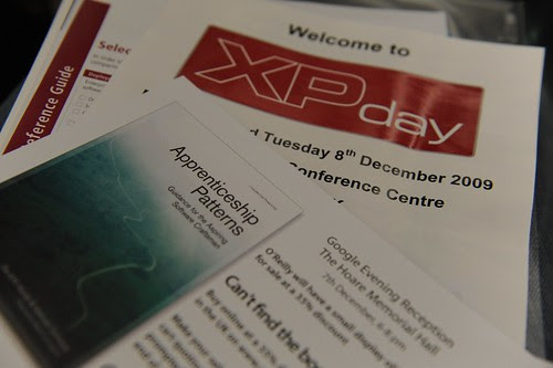 Apprenticeship Patterns at XPDay