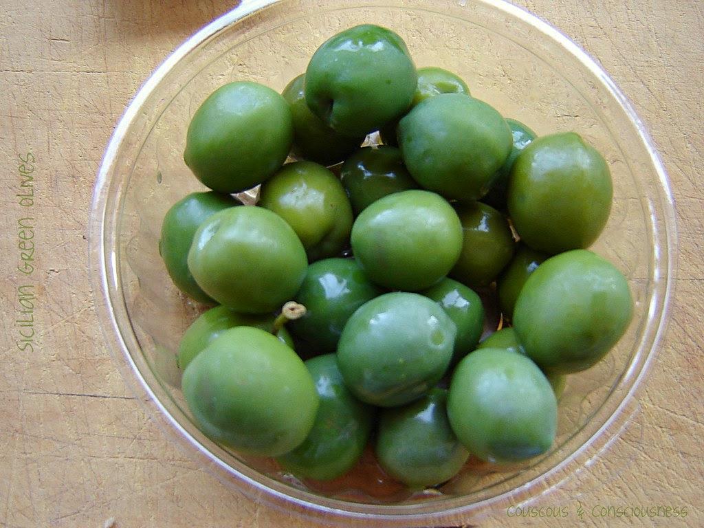 Roasted Eggplant, Green Olive & Mizithra Salad 6, edited