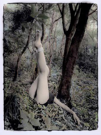 Erotismo artístico de Ken-Ichi Murata