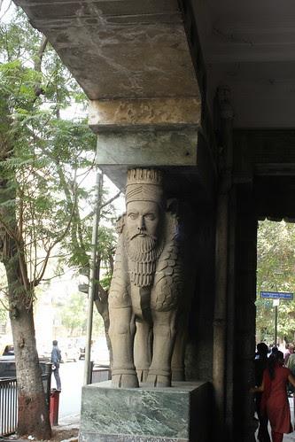 Maneckji Vatcha Agiary DN Road Mumbai by firoze shakir photographerno1