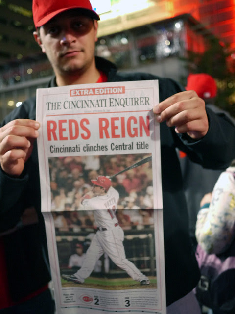 NL Central Champions