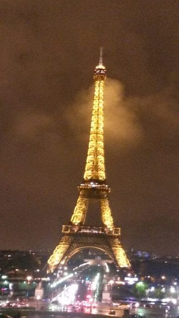 Париж, Айфеловата кула