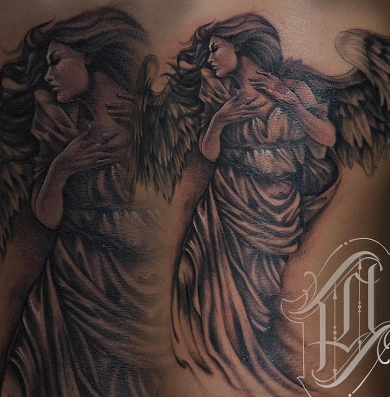224 Tatuajes En Blanco Y Negro Portfolio De Zanda Tattoo