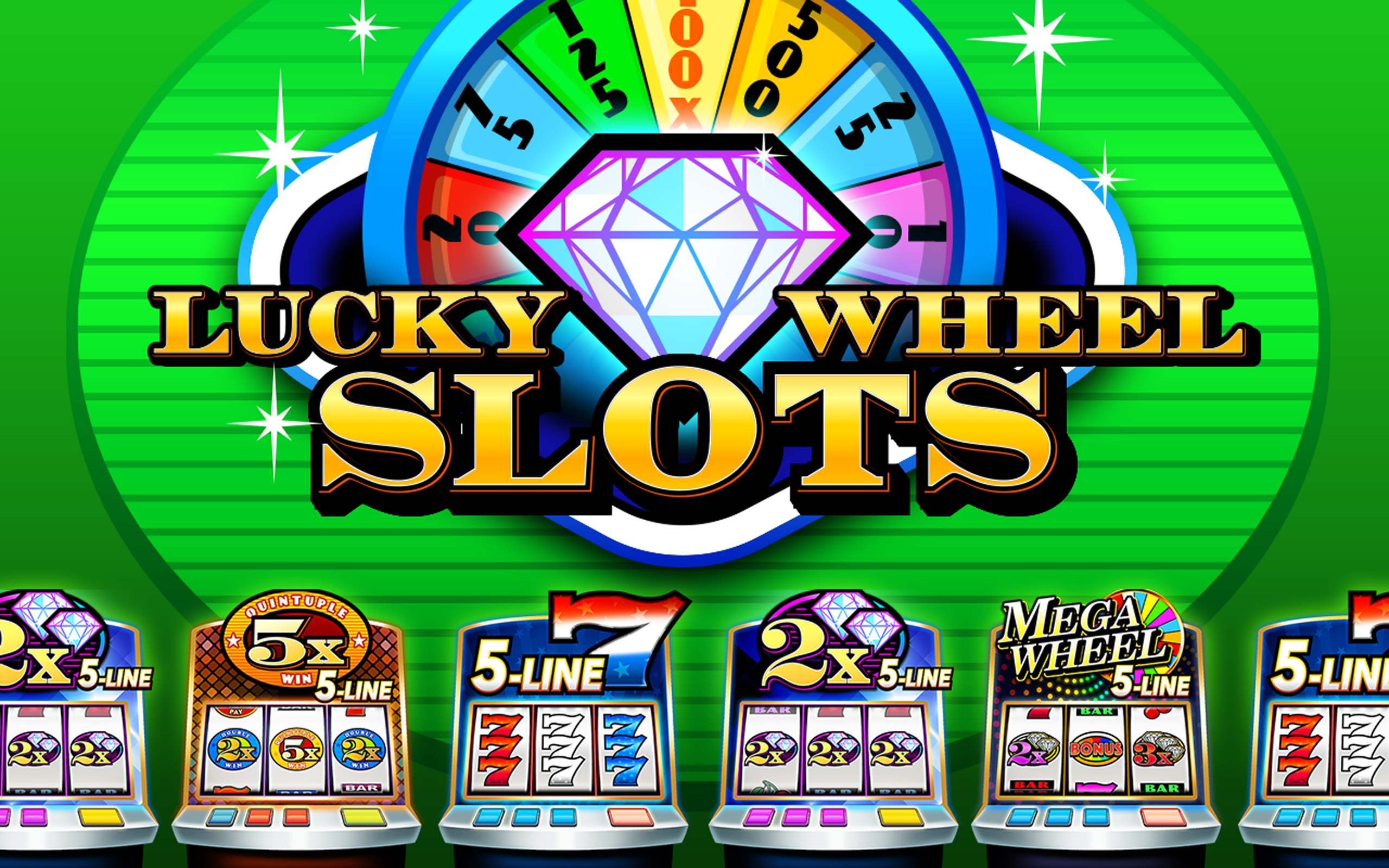 Free casino slot games with bonus features